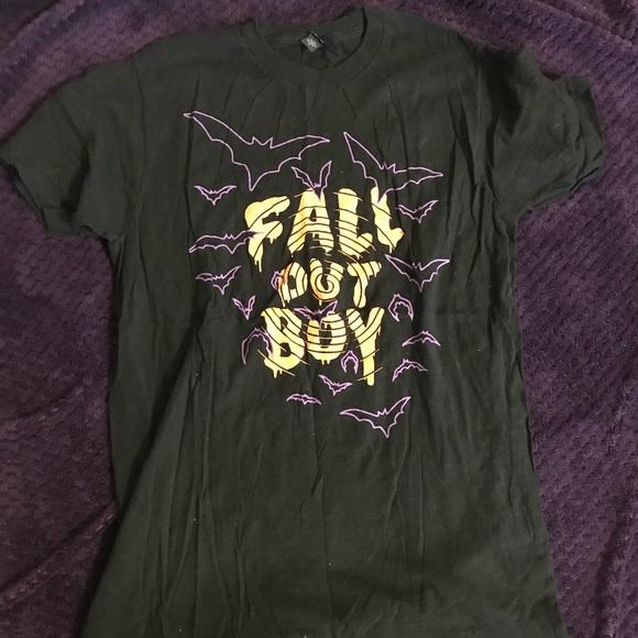 fall out boy halloween shirt